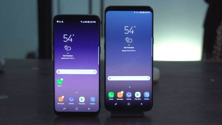 Photo of Samsung Galaxy S8 internete sızdı